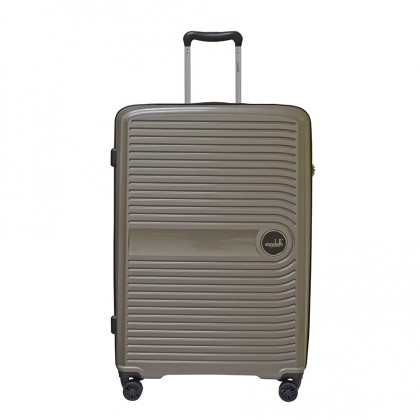 "Condotti 25"" Unbreakable Shell Luggage [ C-7021/25 ]"