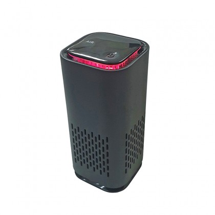 7-Color Light Air Purifier USB Home/Car Smoke Cleaner